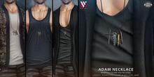 ///Volver// Adam Necklace