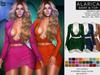 Bens Boutique - Alarica Skirt & Top - Hud Driven