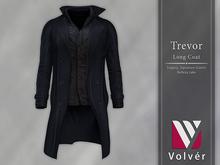 //Volver// Trevor long Coat - Anchor