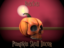 .: RatzCatz :. Pumpkin Skull (unpack)