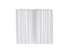 Dutchie short sheer mesh curtains, open and close with a mouseclick