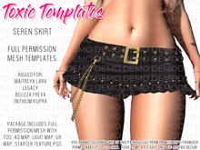 !!Toxic Templates - Seren Skirt - DEMOS