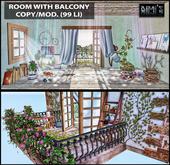 DiMi's - Room with balcony