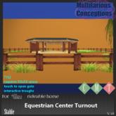 [MC] Equestrian Center Turnout (wear to unpack)