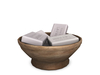 Dutchie mesh bowl with 5 pieces of french lavender soap