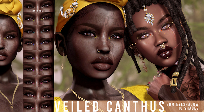 The Veiled Bae - Canthus