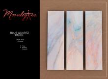 Moonley Inc. - Blue Quartz Panel