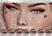 .R.Bento. -Faithless Eye Makeup BOM HUD unpacker