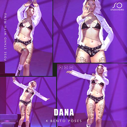 :studiOneiro: Dana BENTO set /poses/