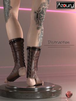 AZOURY -  Distraction