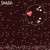 tarte. heart confetti
