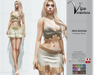 [Vips Creations] - Original Mesh Outfit - [Miranda]FITTED - Female Outfit