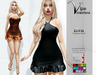 [Vips Creations] - Original Mesh Dress - [Eva-HUD]FITTED