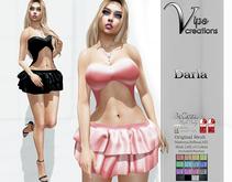 [Vips Creations] - Original Mesh Dress - [Darla]FITTED