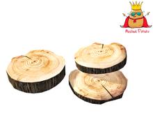 Meshed Potato - Wooden Stumps  - Full Perm Mesh