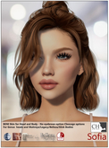 [CHSkins] SOFIA Coffee SKIN for Genus Project Heads (wear me)