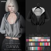 amias - DAWA hoody black