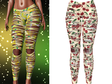 !PCP :: Nova Leggings [Fruity Cherry]