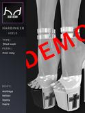 *HDM* Harbinger - [DEMO] heels v2.6.0b