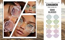 [Cinnamon Cocaine] Soho Glasses