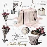 [ zerkalo ] Spring Tenderness - Tulip Bouquet