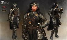 TSC Battle Cleric (Maitreya BENTO)