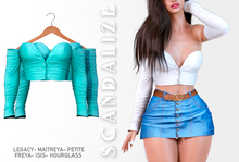 Scandalize. Zarihas TOP. Aqua