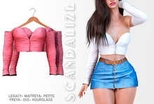 Scandalize. Zarihas TOP. Pink