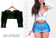 Scandalize. Zarihas TOP. Militar