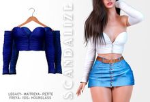 Scandalize. Zarihas TOP. MidNight
