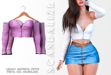 Scandalize. Zarihas TOP. LilaPale