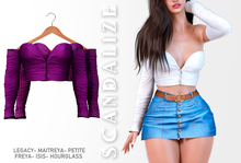 Scandalize. Zarihas TOP. Lila