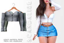 Scandalize. Zarihas TOP. Grey