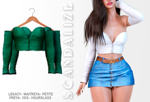 Scandalize. Zarihas TOP. Green