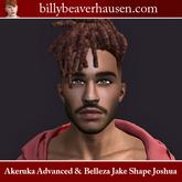 Akeruka Advanced M01 & Belleza Jake Shape Joshua