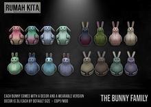 Rumah Kita - The Bunny Family