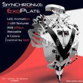 .:BISON:. Synchronize ExoPlate White Synch Fatpack - Unpacker