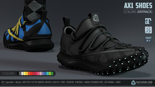 AX1 SNEAKERS FATPACK (FITTED) [Neurolab Inc.]