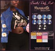 *B.D.R.* Margarita -Denim Jacket- (Kupra Add-on)