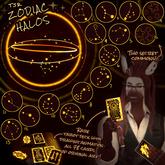 [TJR] Zodiac Halos [Fatpack]