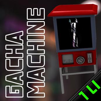 [inZoxi] - 1 LI Classic Gacha Machine Kit For Merchants