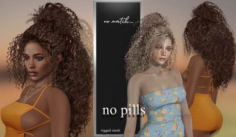 no.match_ ~ NO_PILLS ~ essentials and ombre
