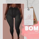 [AB] BOM Flawless Jeans Black