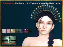 Bliensen + MaiTai - Primavera - Headband
