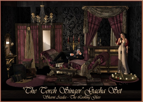 TLG - The Torch Singer Chandelier