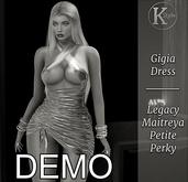 [K-Style] GIGIA DRESS - DEMO