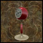 EF-Home: 2020 Christmas Clock - Red