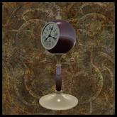 EF-Home: 2020 Christmas Clock - Mahogany