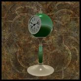 EF-Home: 2020 Christmas Clock - Green