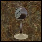 EF-Home: 2020 Christmas Clock - Copper